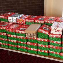 Operation Christmas Child Boxes 02 11 14