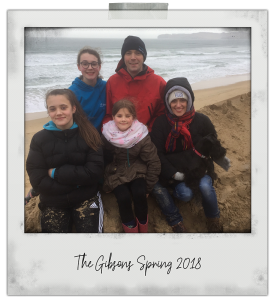 The Gibsons April 2018