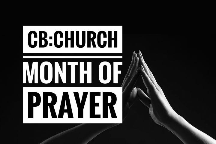 Month of prayer